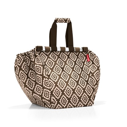 Nákupní taška EASYSHOPPINGBAG diamonds mocha_1
