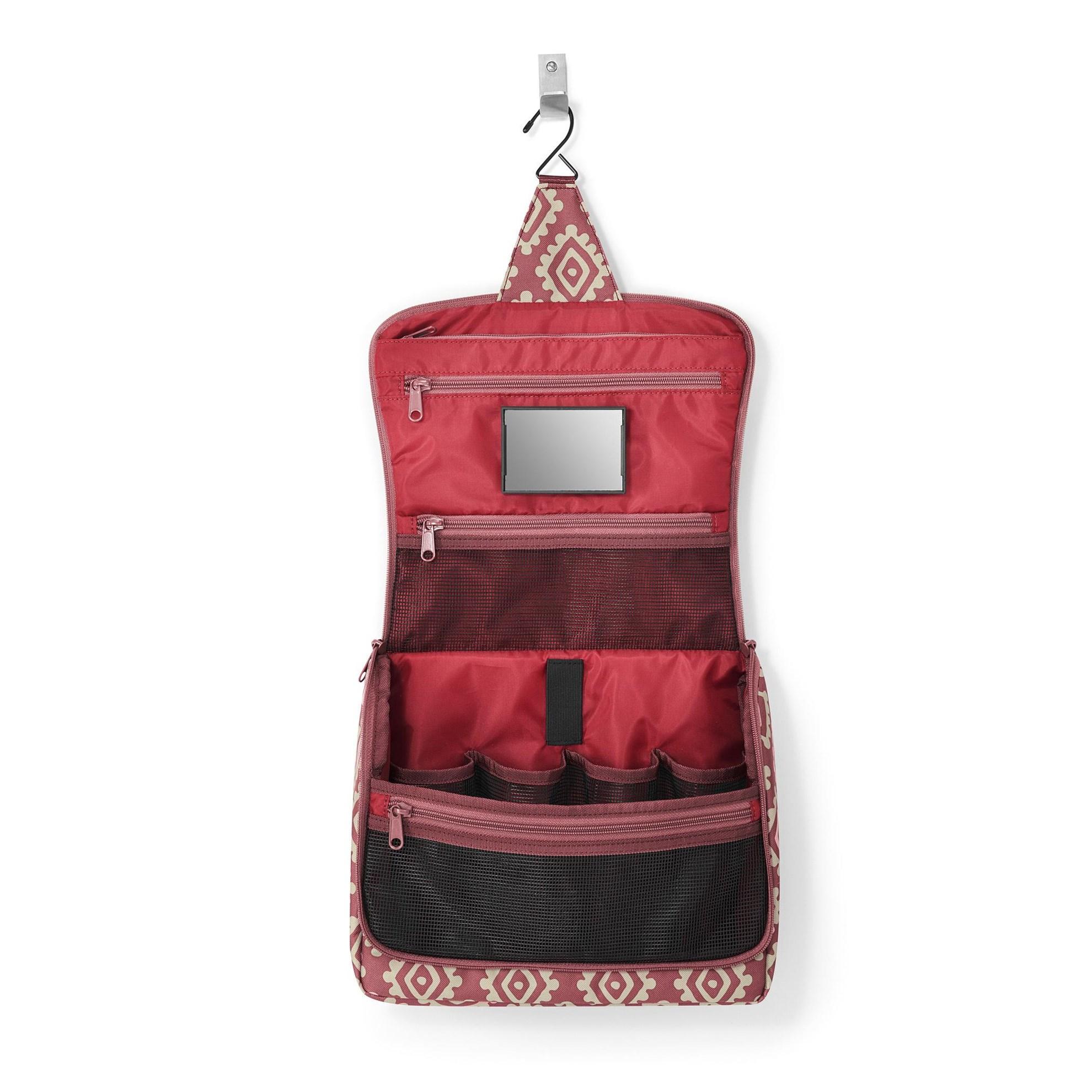 Kosmetická taška TOILETBAG XL diamonds rouge_0