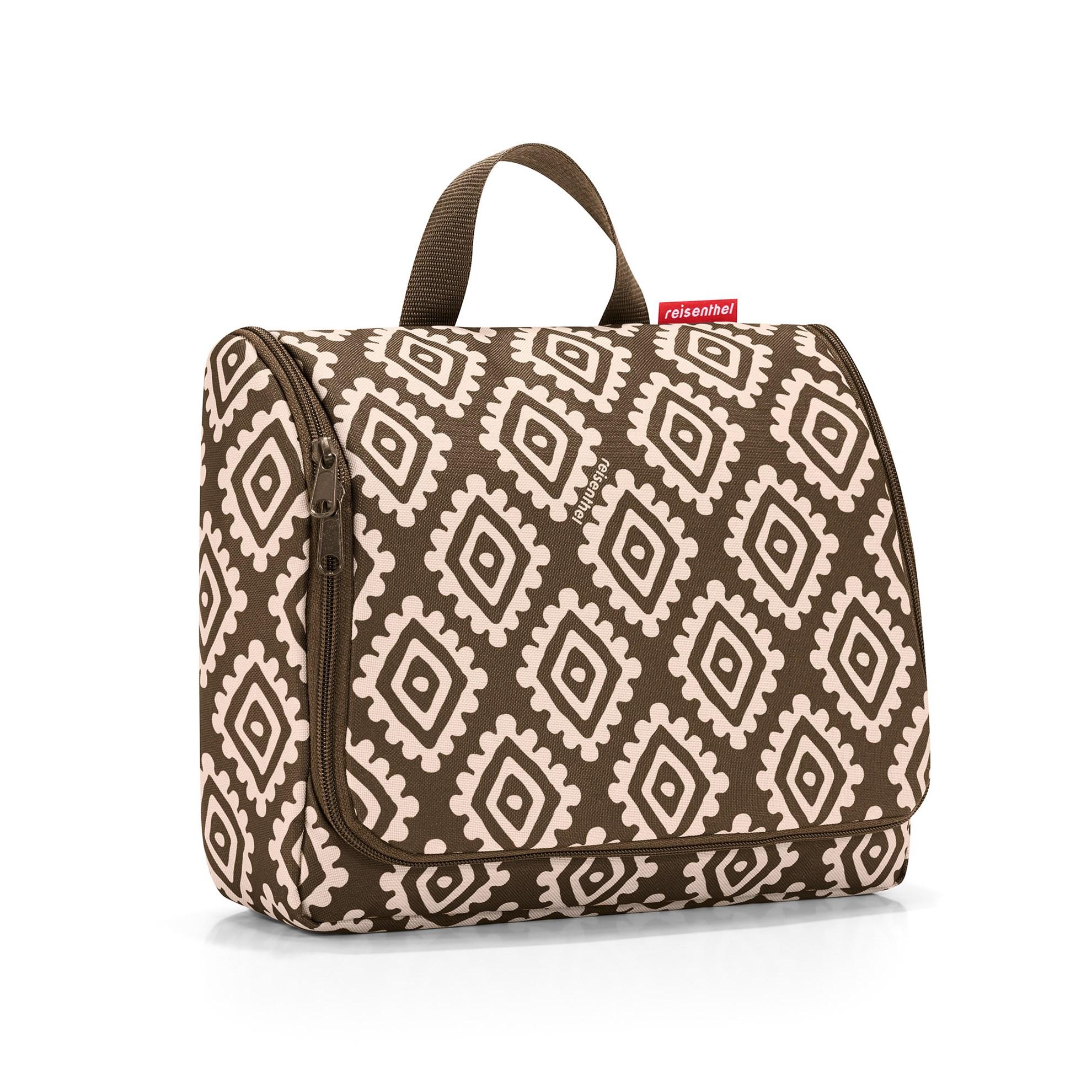 Kosmetická taška TOILETBAG XL diamonds mocha_1