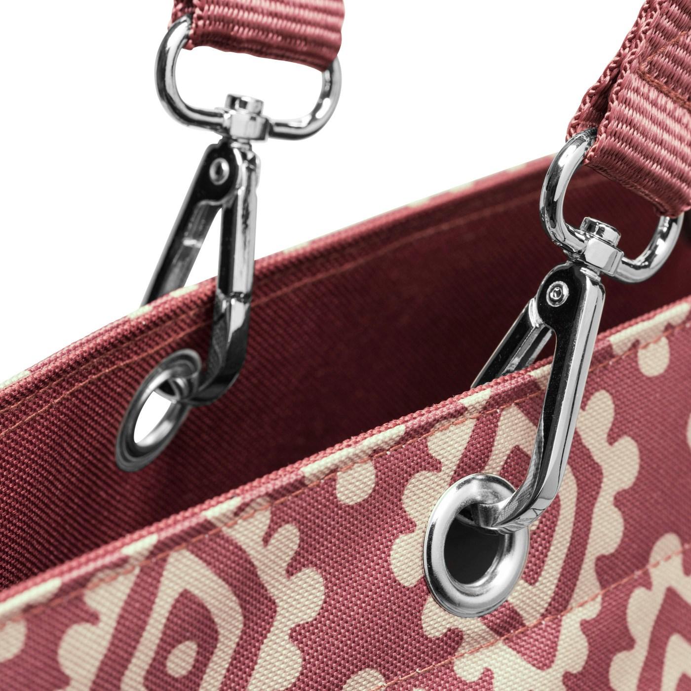 Nákupní taška SHOPPER XL diamonds rouge_0