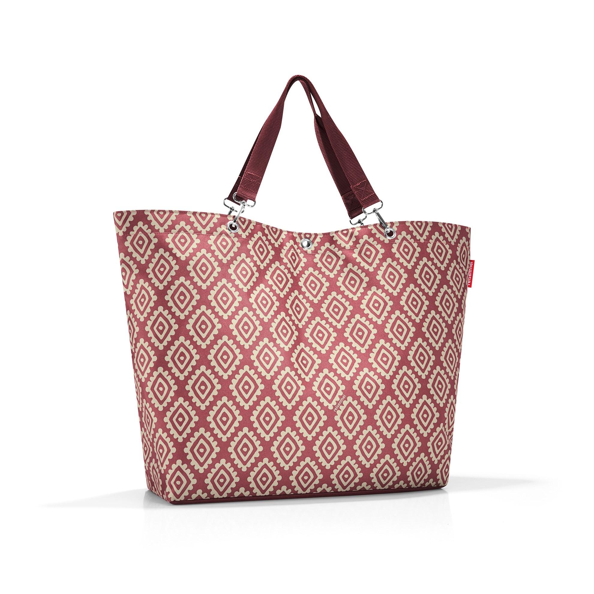 Nákupní taška SHOPPER XL diamonds rouge_1