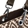 Nákupní taška SHOPPER XL diamonds mocha_0