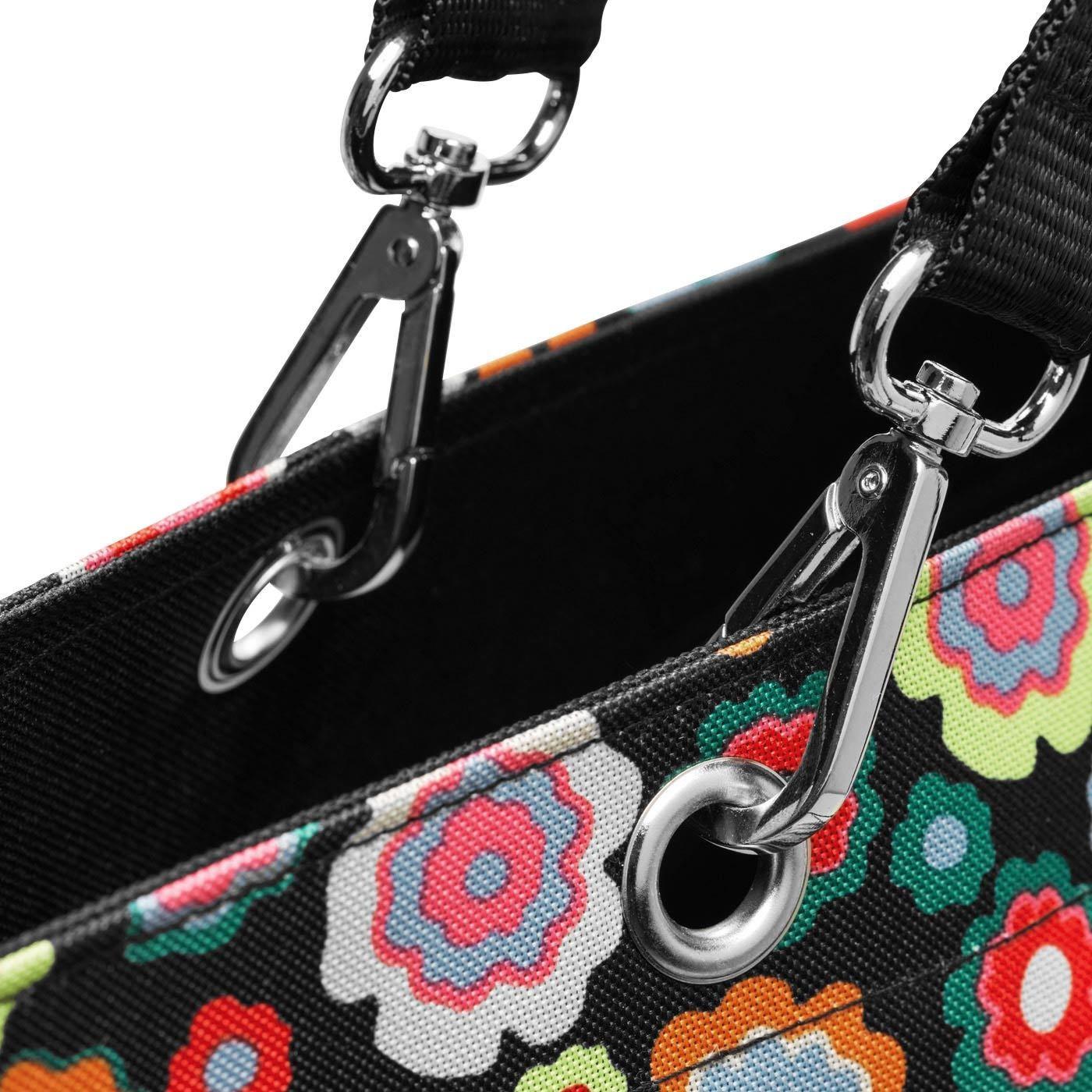 Nákupní taška SHOPPER XL happy flowers_0