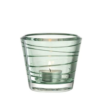 Svícen na čaj.svíčku STRUTTURA zelený_1