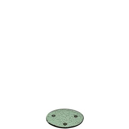 Podložky pod sklenice SET/4ks zelené_0