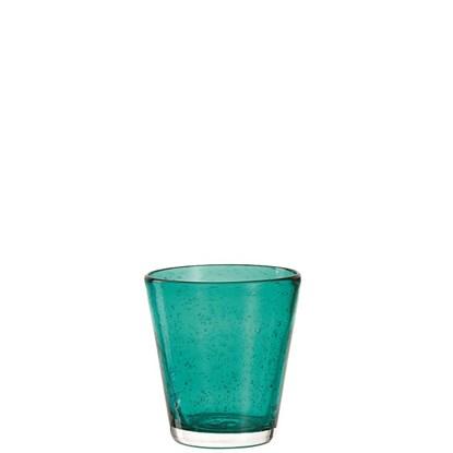 Sklenice na vodu BURANO 330 ml modrá_0