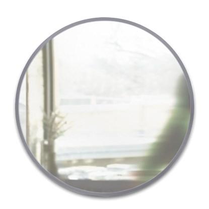 Zrcadlo HUB na zavěšení 94 cm šedé_3