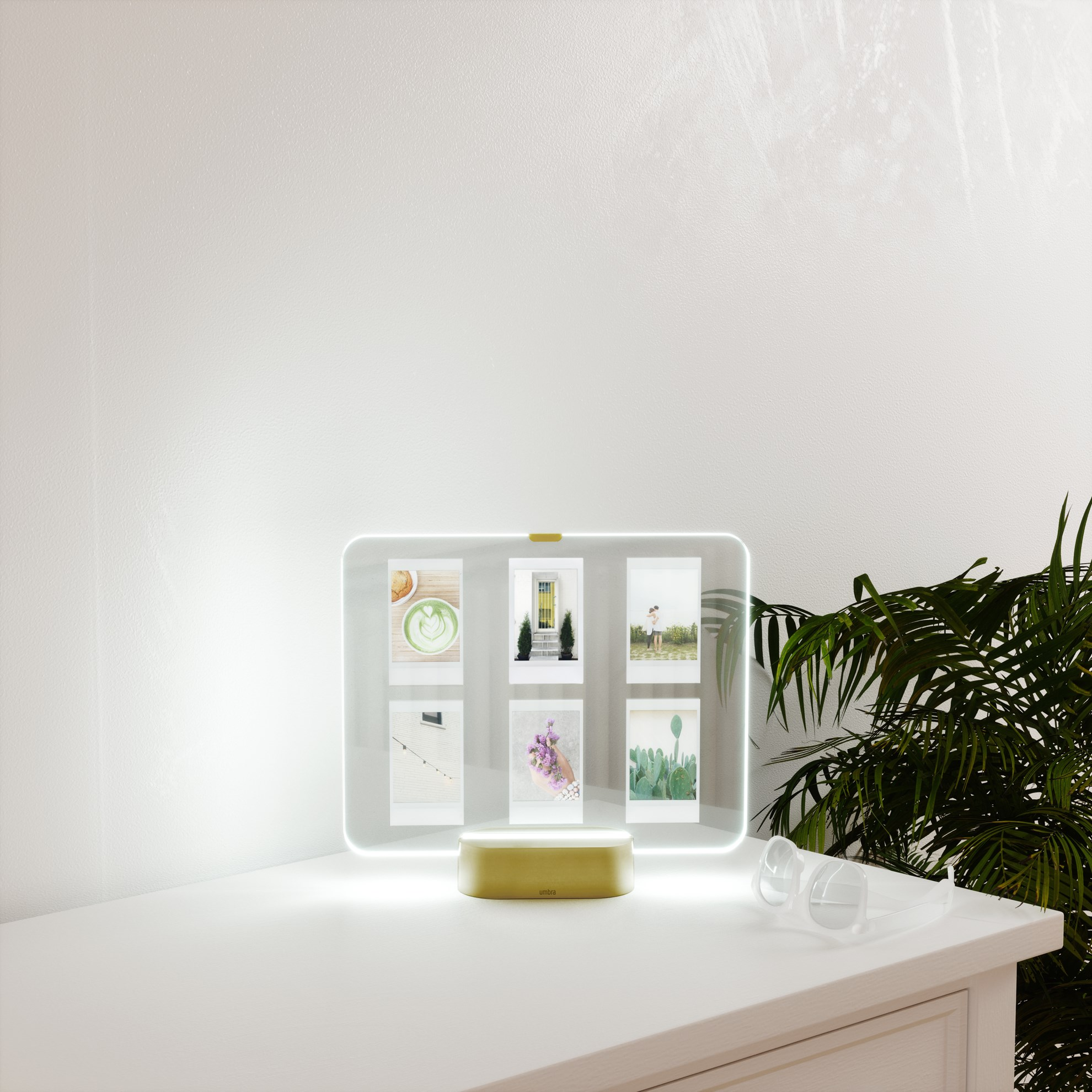 LED fotorámeček GLO 13x18 cm_0