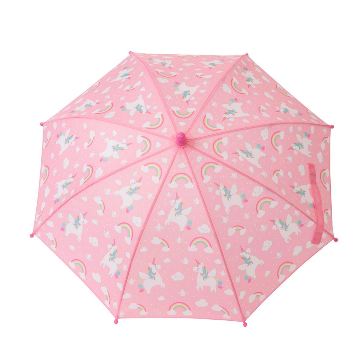 Skládací deštník RAINBOW UNICORN_1