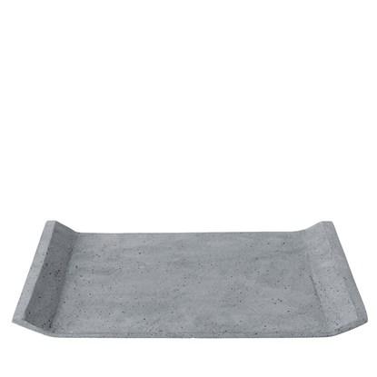 Podnos MOON 40 cm tmavě šedý_0