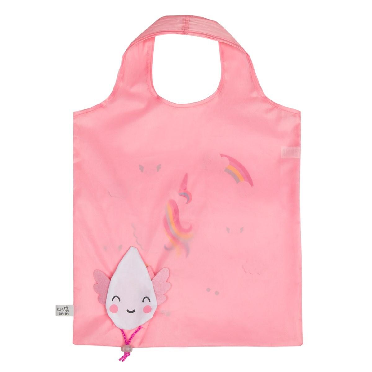 Skládací taška Rainbow Unicorn_0