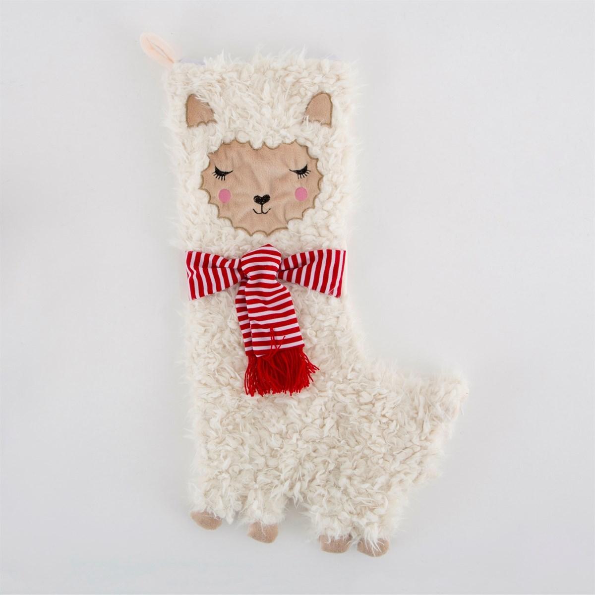 Vánoční ponožka Fa La La Llama_1