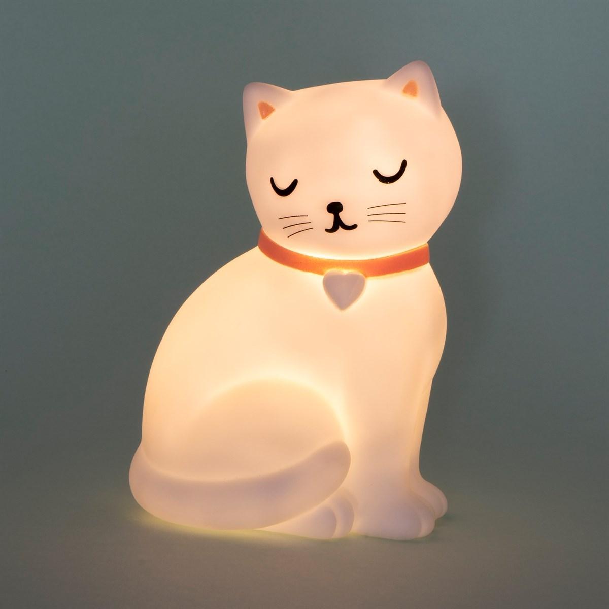 Dětské noční osvětlení Cutie Cat_0