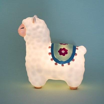 Dětské noční osvětlení Little Lama_1