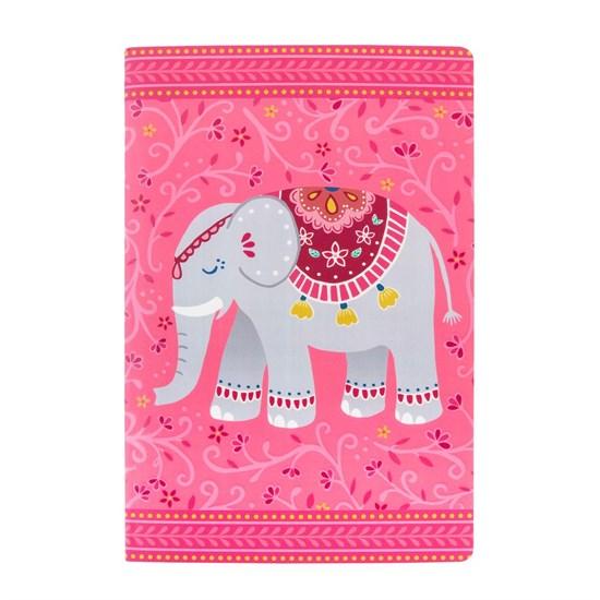Pozn.blok A5 Mandala Elephant_1