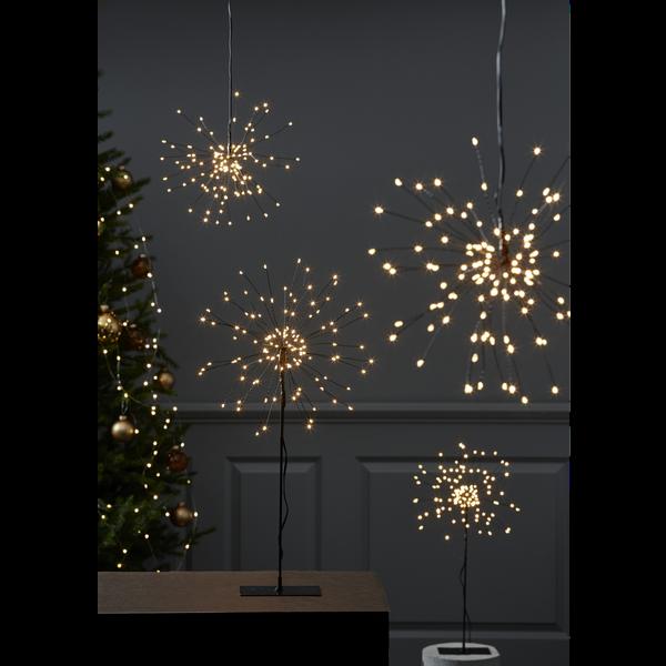 Závěsné osvětlení Firework 120 LED_1