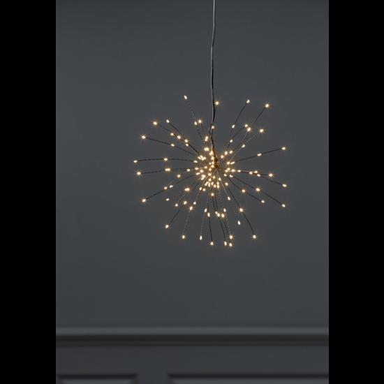Závěsné osvětlení Firework 120 LED_4