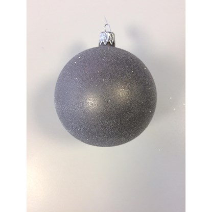 Vánoční koule 8 cm - celoposyp_0