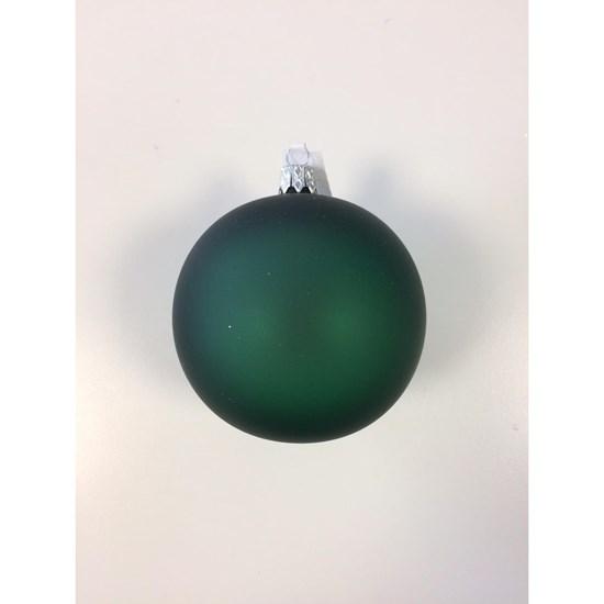 Vánoční koule 10 cm - mat_0