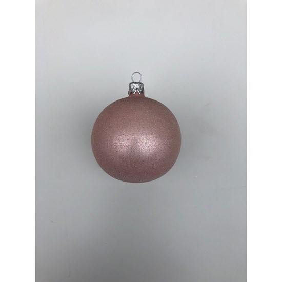 Vánoční koule 10 cm - celoposyp_0
