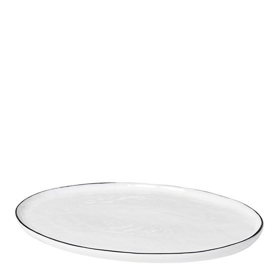 Oválný talíř SALT 30cm_0