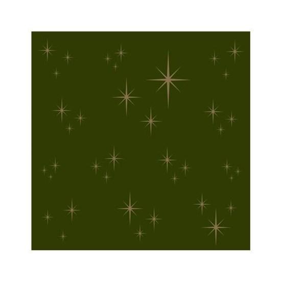 Ubrousky HVĚZDY 33x33 cm_0