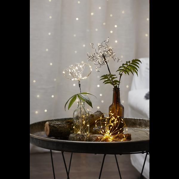 """LED-světelná dekorace """"Dew drop"""" 20 větv_2"""