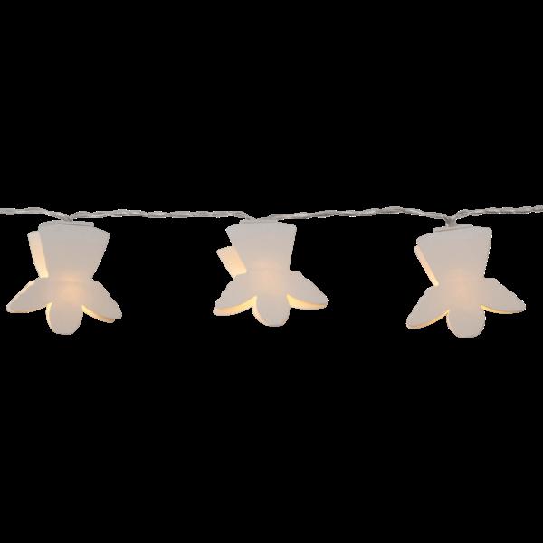 """LED-světelný řetěz """"Paperwork Angels"""" 16_2"""