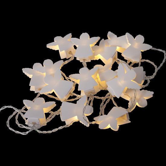 """LED-světelný řetěz """"Paperwork Angels"""" 16_5"""