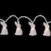 LED-světelná dekorace zajíček 10 světel_0