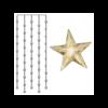 """Světelný závěs """"Star"""" 20x LED_1"""