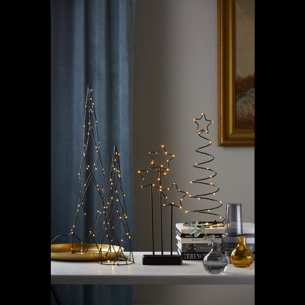 """LED-dekorační svícen """"Dizzytree"""", ca.15x_1"""