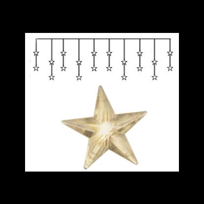 """Světelný závěs """"Star"""" 20x LED_0"""