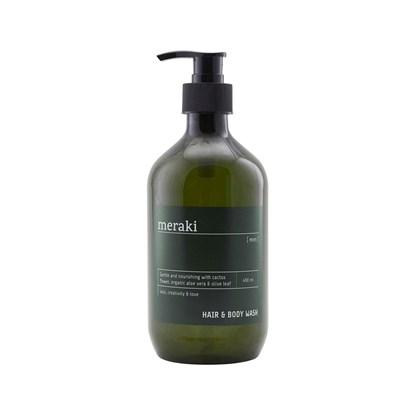 Pánský sprchový gel na tělo a vlasy MEN_2