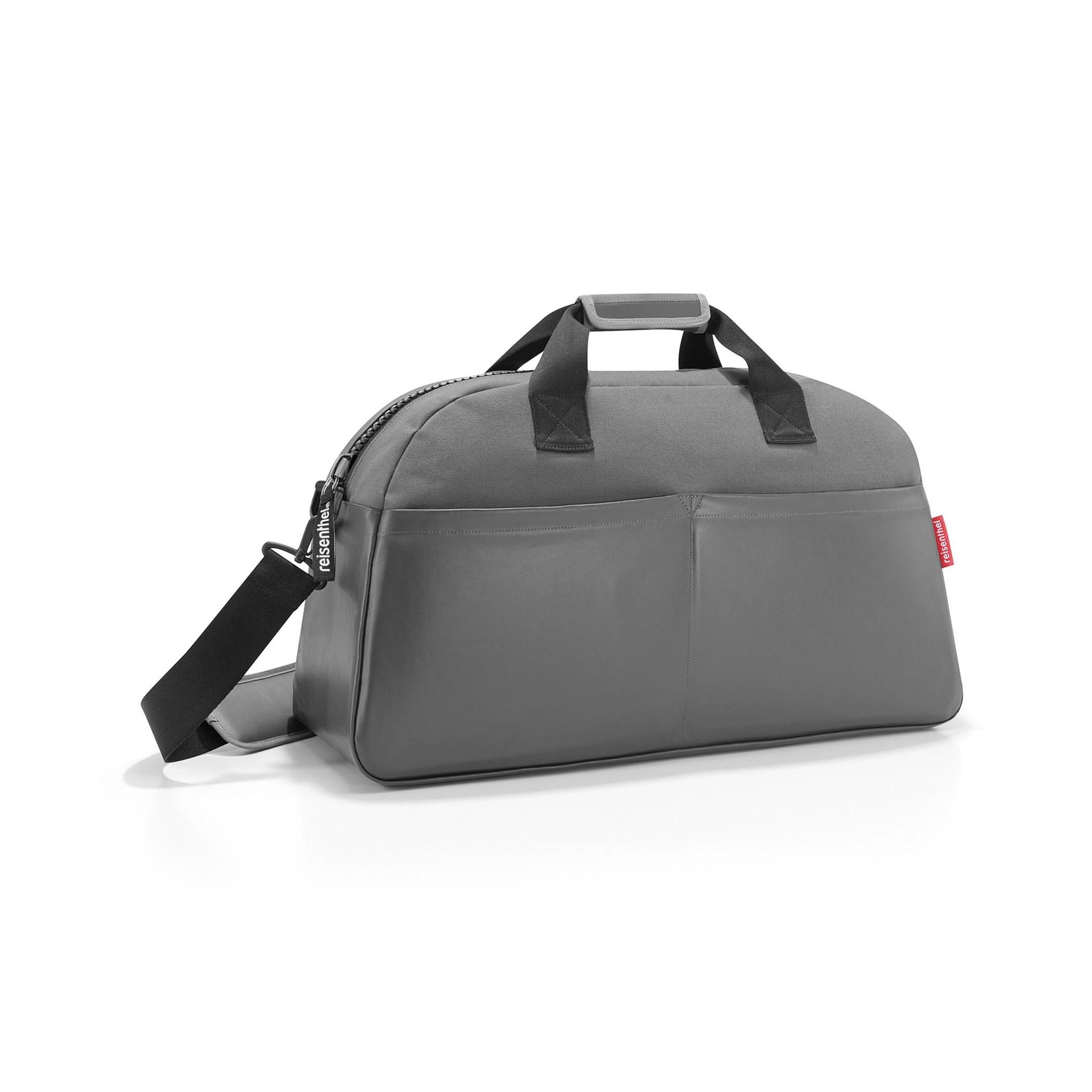 Cestovní taška OVERNIGHTER canvas grey_2