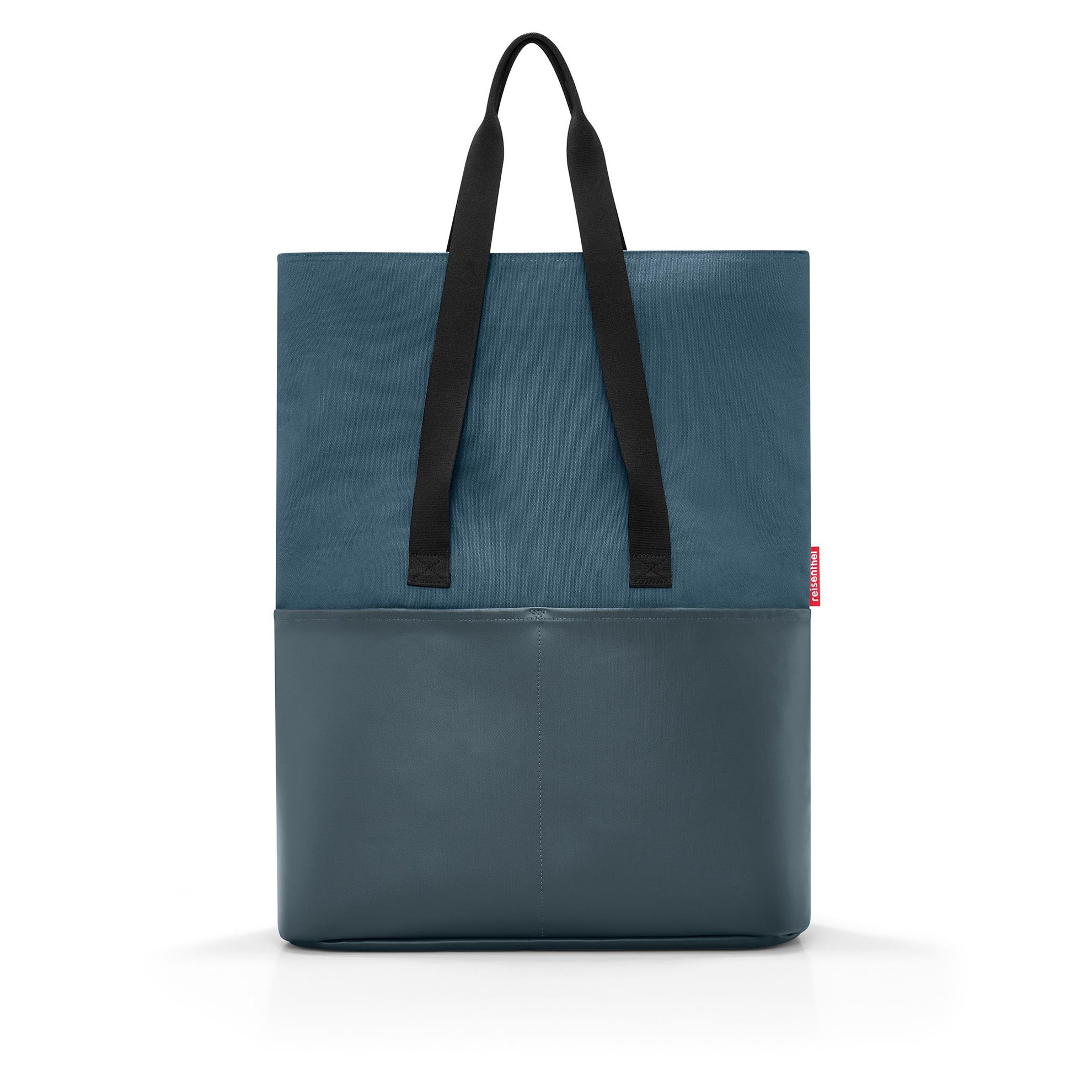 Modní taška FOLDBAG canvas blue_1