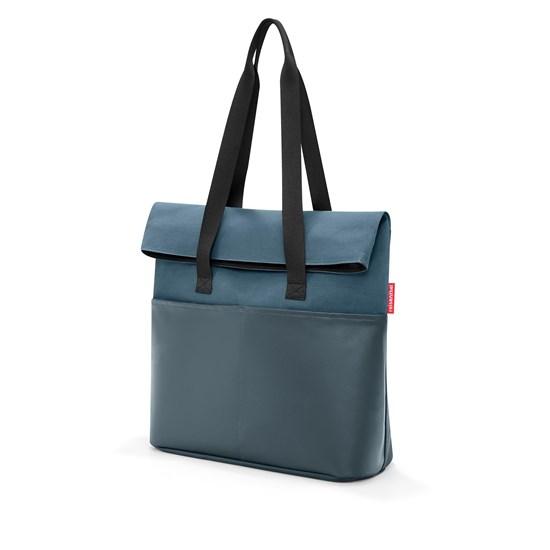 Modní taška FOLDBAG canvas blue_2