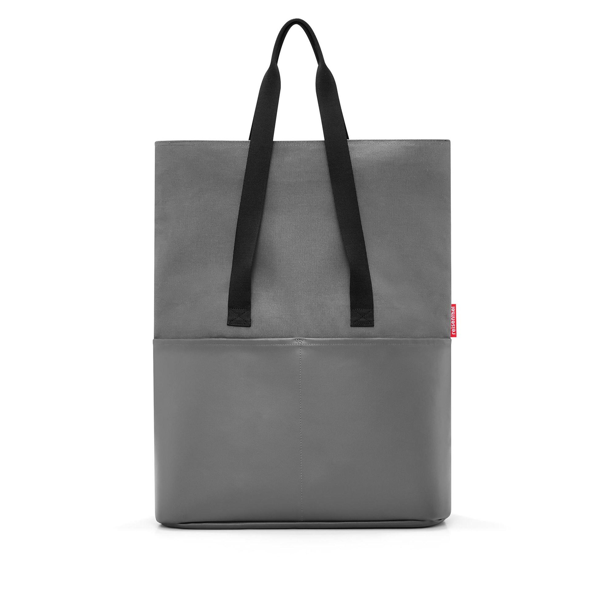 Modní taška FOLDBAG canvas grey_1
