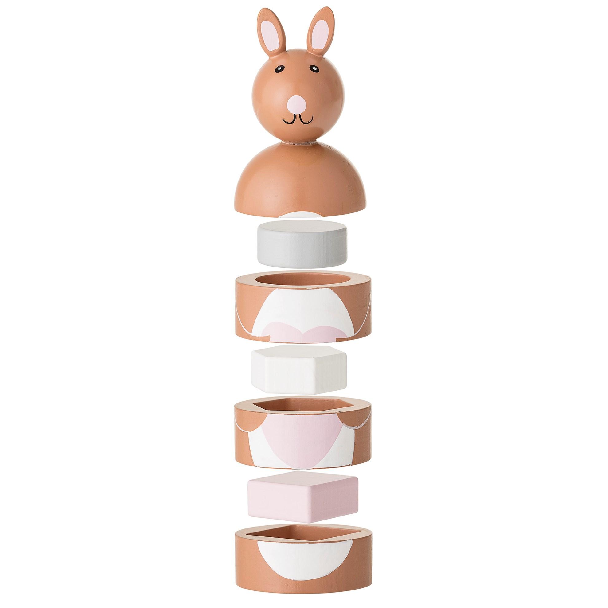 Skládací dřevěná hračka Rabbit_0