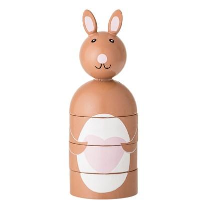 Skládací dřevěná hračka Rabbit_3