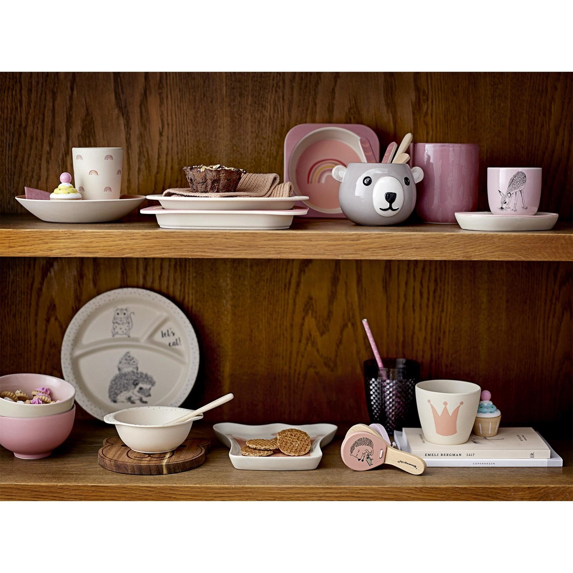 Bambusový jídelní set 2 kusy Princess_0