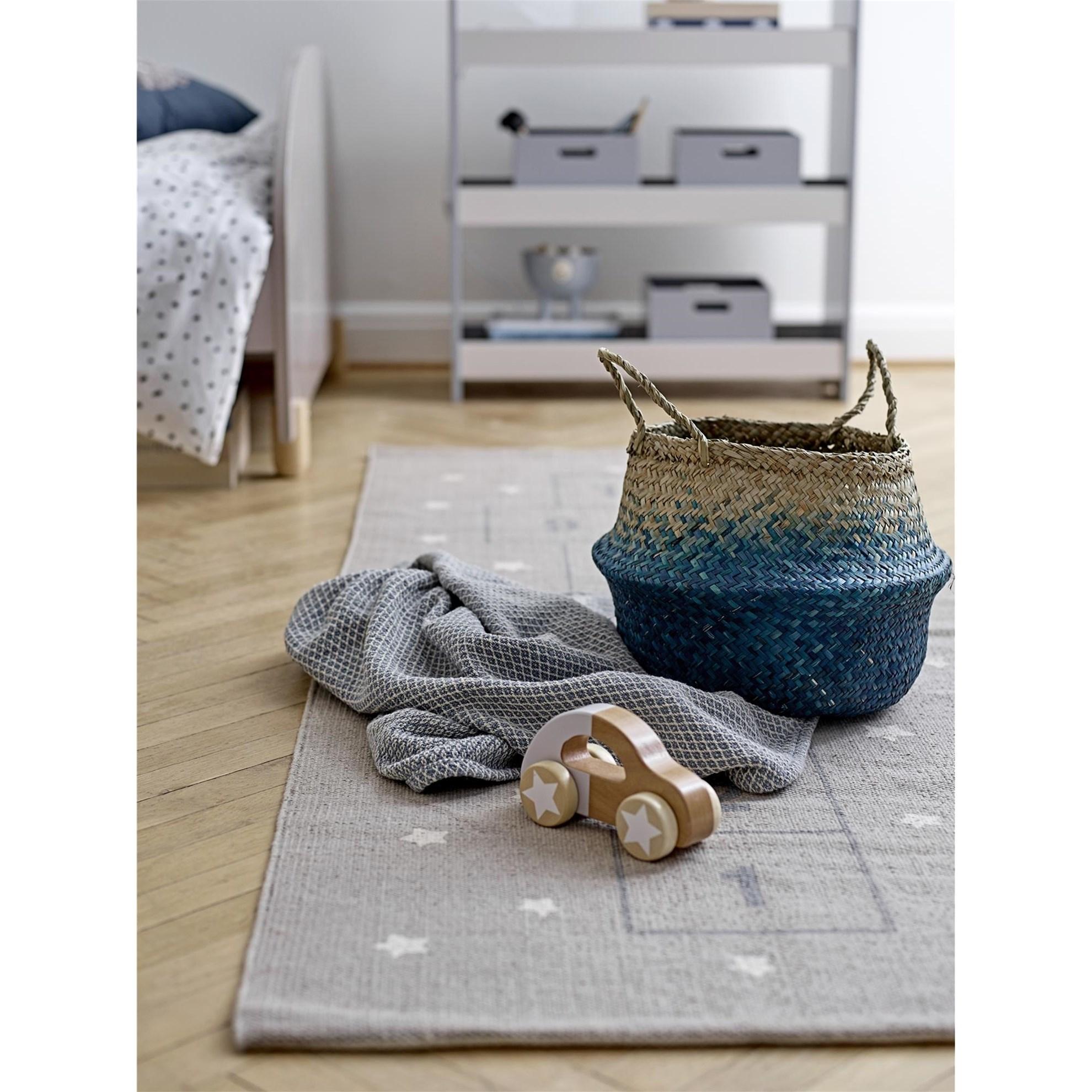 Bavlněný koberec se skákacím panákem_0