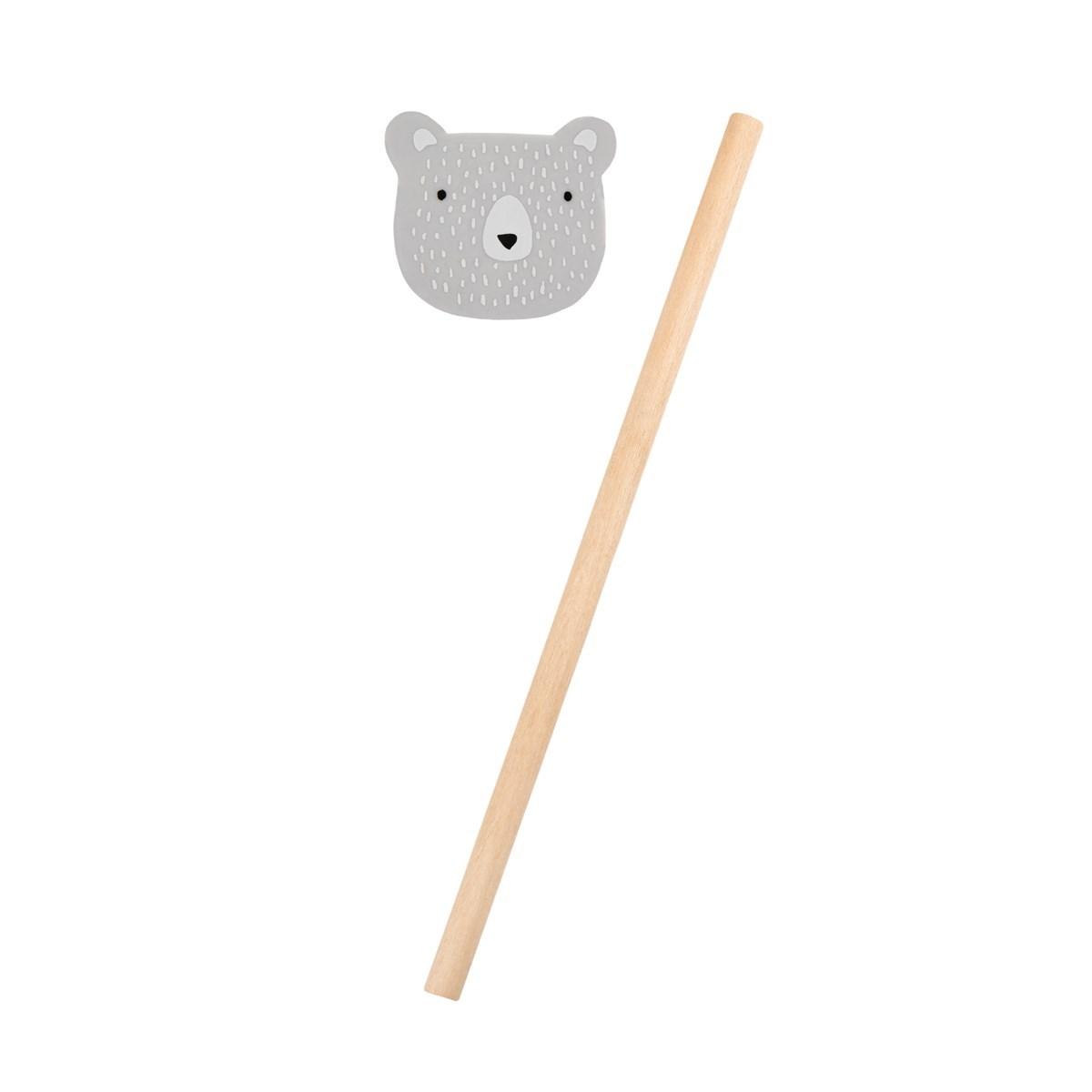 Tužka s gumou Bear Camp_0