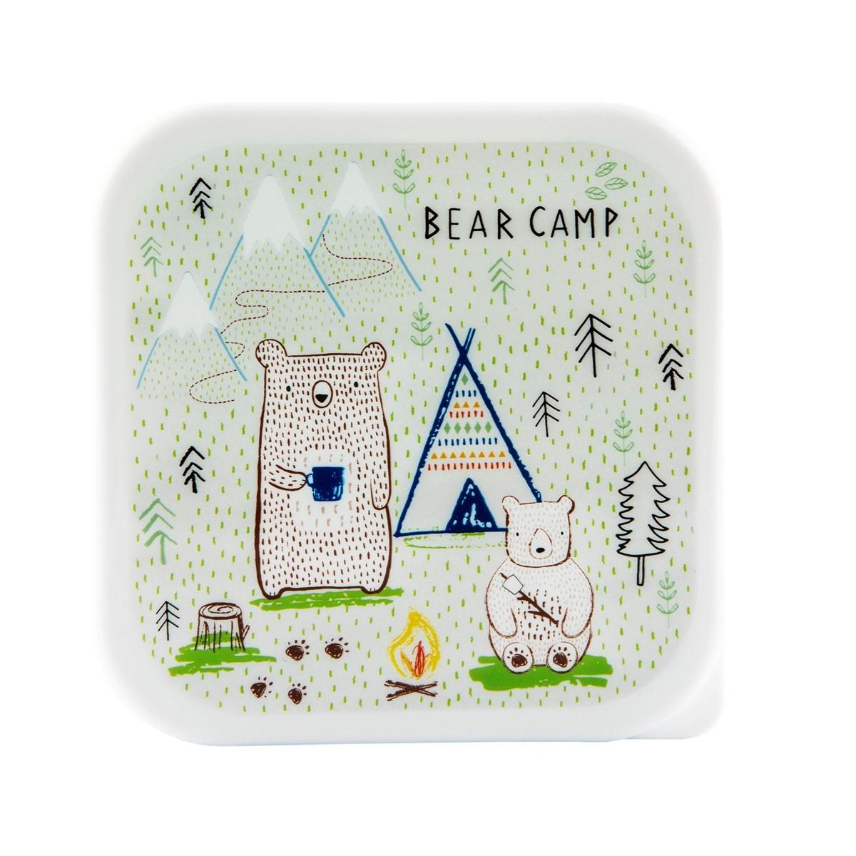 Box na svačinu Bear Camp_0
