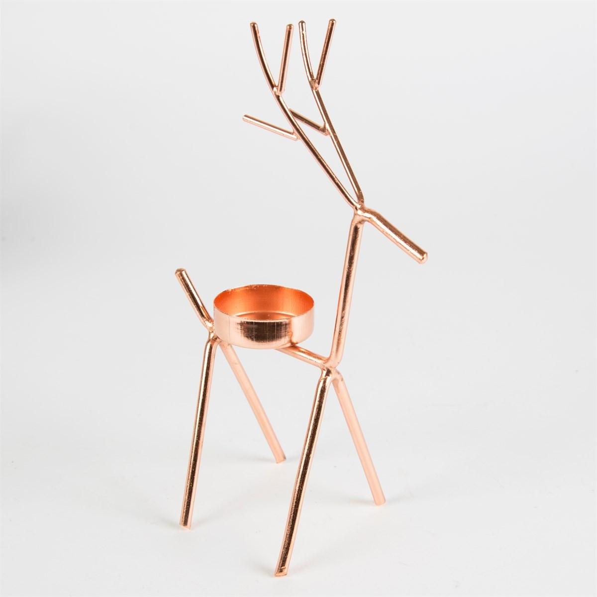 Svícen pro čaj. svíčku Reindeer_1