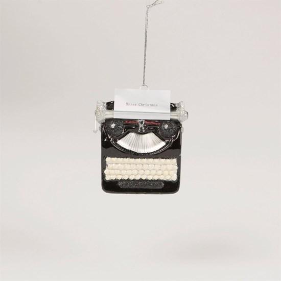 Ozdoba retro psací stroj_0