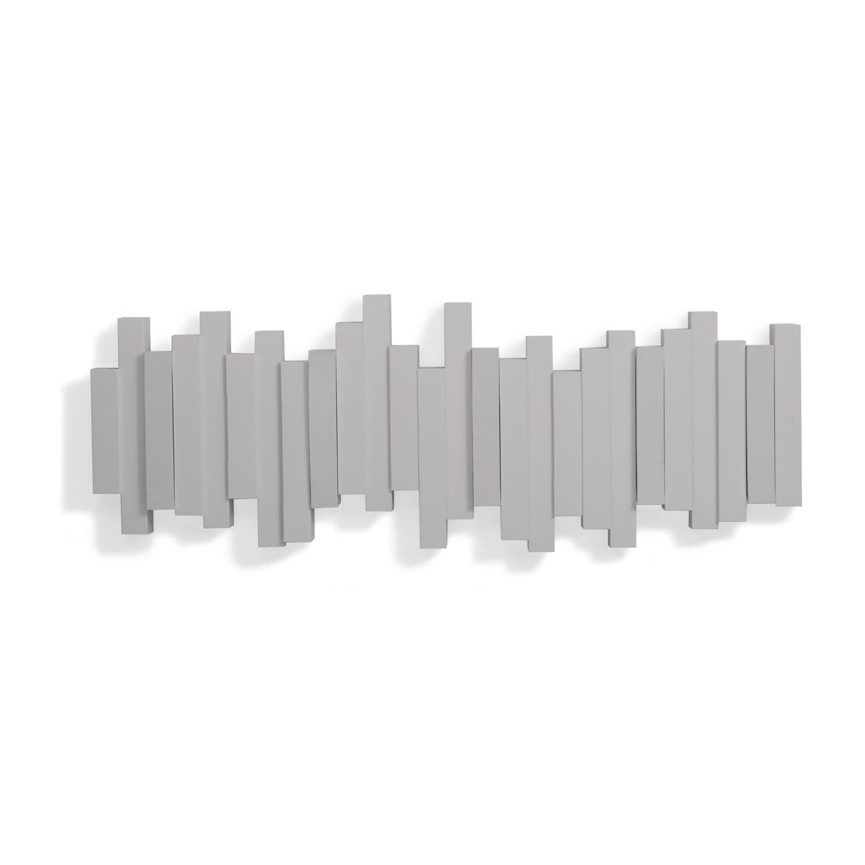 Věšák sklápěcí STICKS šedý_0