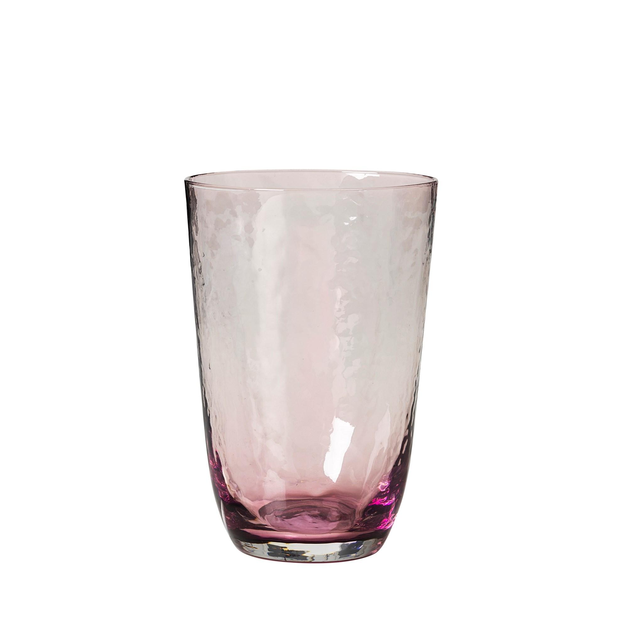Sklenice HAMMERED 400 ml fialový_0