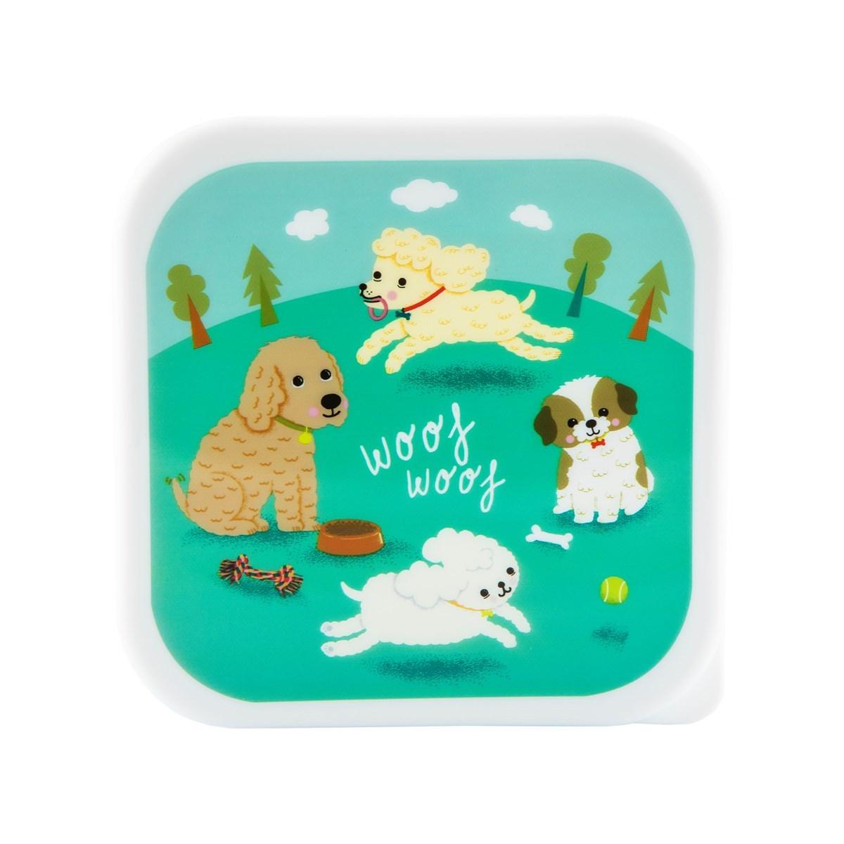 Box na svačinu Puppy Dog_0