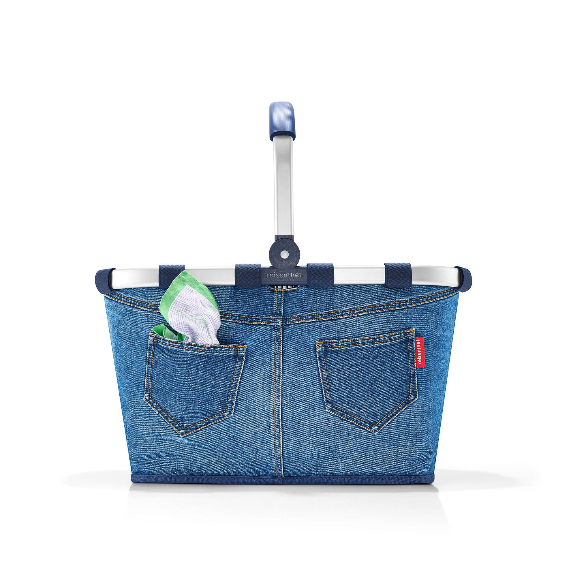 Nákupní košík CARRYBAG jeans_0
